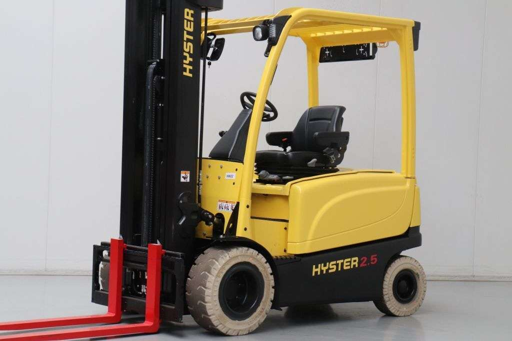HYSTER J2.5XN vorkheftruck-photo