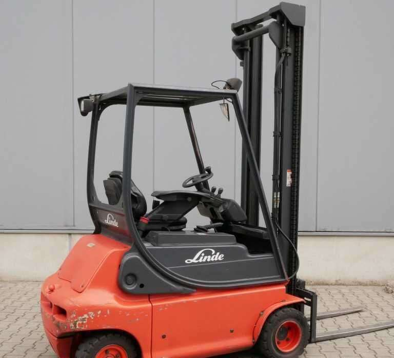 LINDE E20P (335-02) vorkheftruck-photo